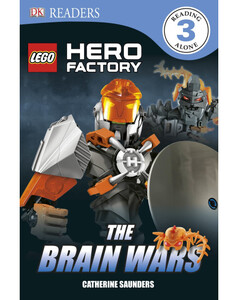 LEGO® Hero Factory The Brain Wars (eBook)