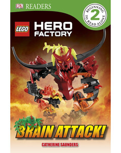 LEGO® Hero Factory Brain Attack! (eBook)