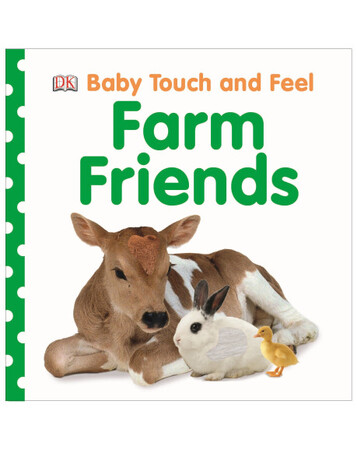 Фото Baby Touch and Feel Farm Friends.