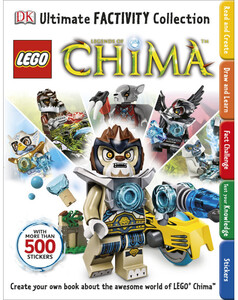 LEGO® Legends of Chima Ultimate Factivity Collection