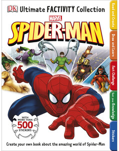 Spider-Man Ultimate Factivity Collection