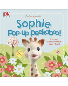 Sophie La Girafe Sophie Pop up Peekaboo!