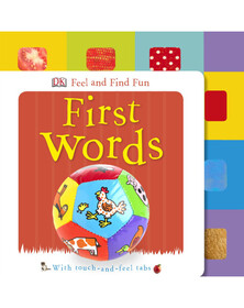 Feel and Find Fun First Words
