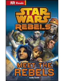 Star Wars Rebels Meet the Rebels
