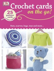 On the Go Crochet Cards