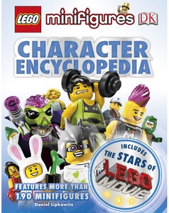 LEGO® Minifigures Character Encyclopedia LEGO® Movie edition (eBook)