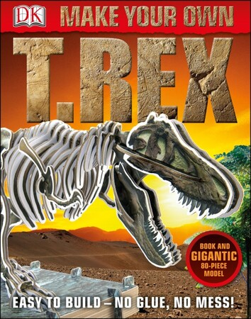 Фото Make Your Own T-Rex.