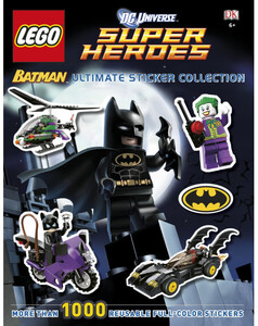 LEGO® Batman Ultimate Sticker Collection LEGO® DC Universe Super Heroes