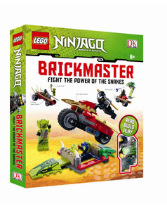 LEGO® Ninjago Fight the Power of the Snakes! Brickmaster