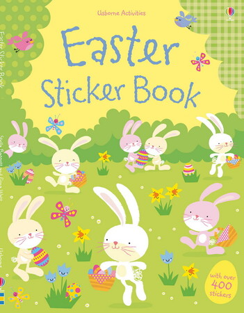 Фото Easter sticker book.