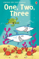 Very First Reading: One, two, three
