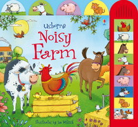 Noisy farm - by Usborne