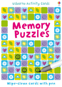 Activity Cards: Memory Puzzles
