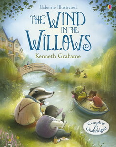 The Wind in the Willows - Твёрдая обложка