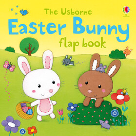 Easter Bunny flap book
