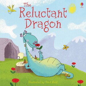 The Reluctant Dragon - Picture Book