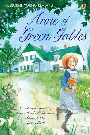 Фото Anne of green Gables (Young Reading Level 3).