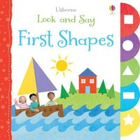 First Shapes - Usborne Look and Say