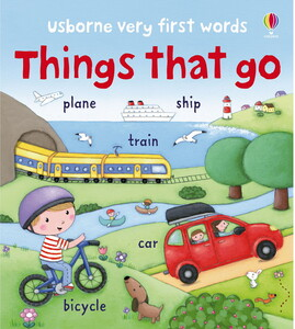 Things that go - Very first words