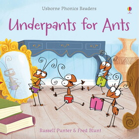 Underpants for ants - Phonics readers