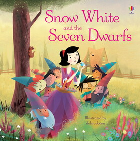 Snow White and the Seven Dwarfs - Picture Book