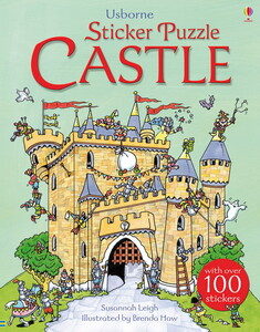 Sticker Puzzle Castle