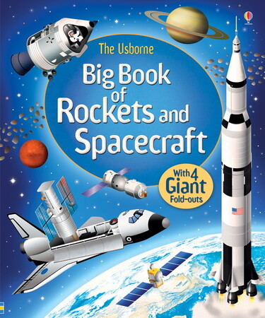 Фото Big book of rockets and spacecraft.