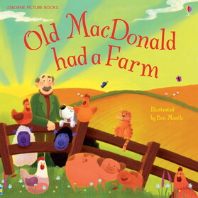 Old MacDonald had a farm Usborne