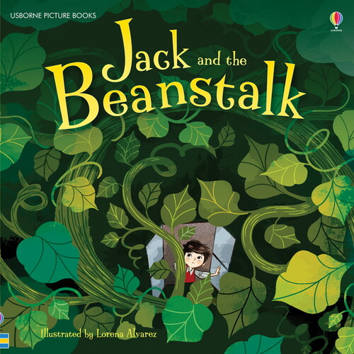 Jack and the Beanstalk - Picture book