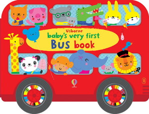 Baby's very first bus book