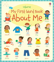 My First Word Book About Me