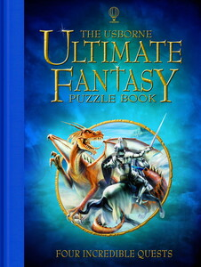 Ultimate fantasy puzzle book