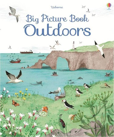 Фото Big Picture Book Outdoors.