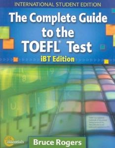 Complete Guide to the TOEFL Test iBT SB with CD-ROM