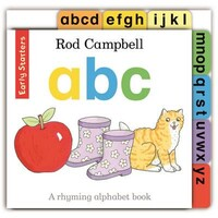 ABC A Rhyming Alphabet Book - Early Starters