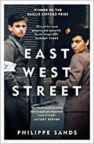 East West Street: On the Origins of Genocide and Crimes Against Humanity (9781474601917)