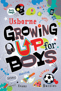 Growing up for Boys - old