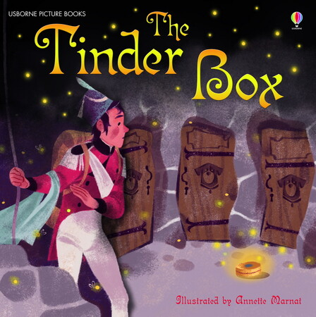 Фото The Tinder box by Hans Christian Andersen.