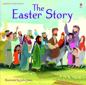 The Easter Story - Picture Book