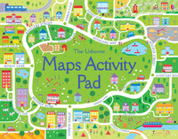 Maps activity pad