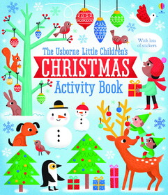 Little Children's Christmas Activity Book