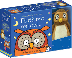 Thats not my owl... book and toy