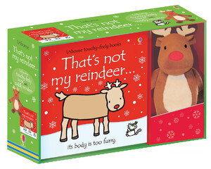 Thats not my reindeer... book and toy