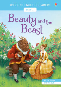 Beauty and the Beast - Usborne English Readers Level 1
