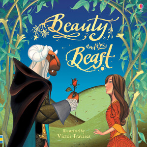 Beauty and the Beast - Board picture books