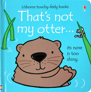 Thats not my otter...