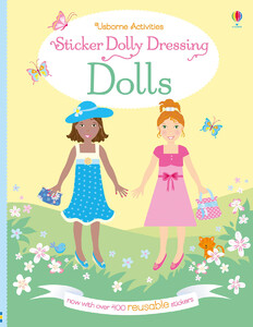 Dolls - Sticker dolly dressing