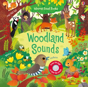 Woodland sounds (9781474936811)