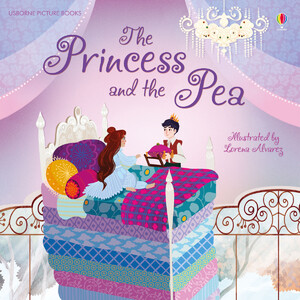 The Princess and the Pea - Picture books