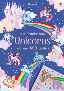 Unicorns - Little transfer books